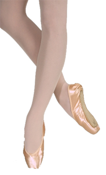 Pointe Shoes, Chacott Pointe Shoe