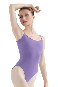 bloch l5407 v-back camisole leotard