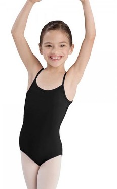 aad5f3e28 bloch cl5407childrens v-back camisole leotard,bloch camisole leotard ...