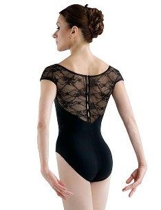 fc15e04e1c bloch l6042 bloch chiwa button back lace leotard