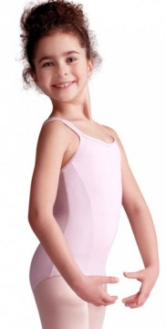 capezio mc817c meryl collection child diamond racerback camisole leotard