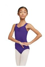 capezio tc0053c wide strap leotard,tc0053c