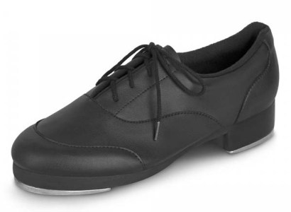 leos ls3009l ladies oxford style ultra tap shoe