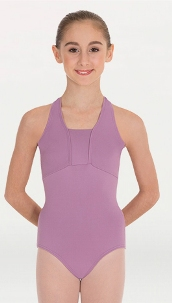 body wrappers p1171 child cross over neck leotard