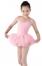 bloch cl7207 girls miliani tutu dress
