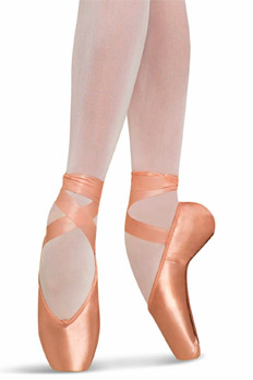 bloch s0180s heritage strong pointe shoes