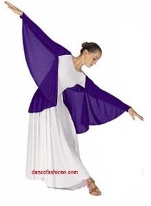 Eurotard 13800c Child Praise Dance Inspiration Shrug