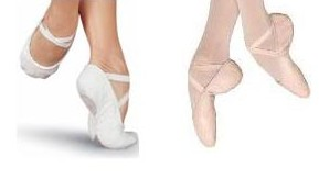 Worship Dancewear - BALLET SHOES
